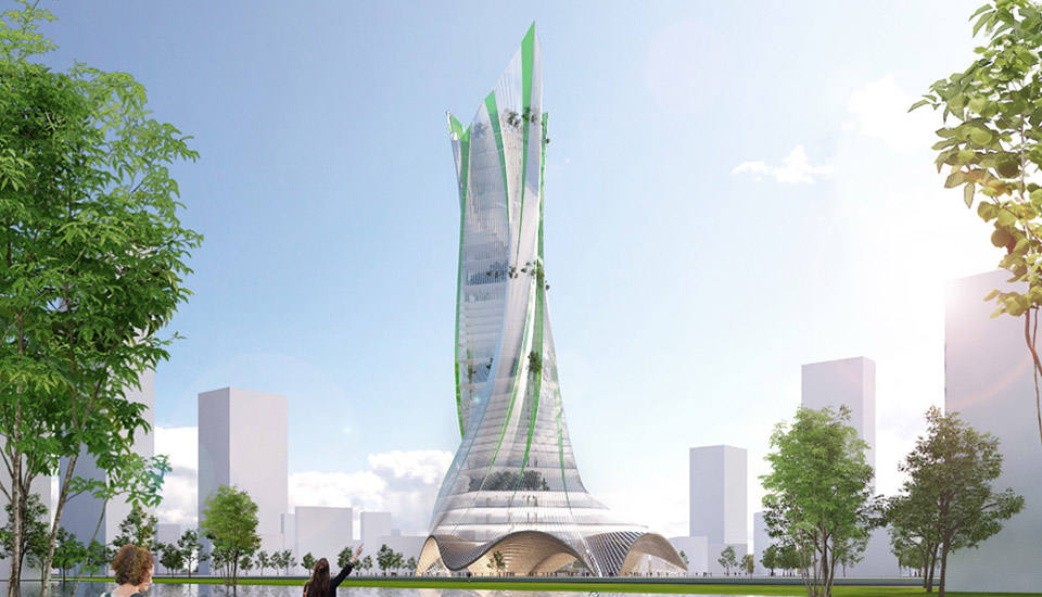 French Dream Tower